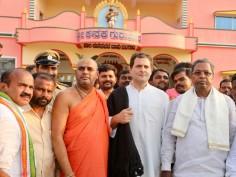 Rahul Gandhi kickstarts his fifth leg of campaign in Karnataka