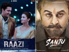From Ranbir Kapoor s Sanju to Alia Bhatt starrer Raazi a look back at top entertainment stories of week
