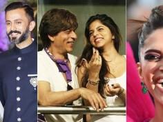 Deepika Padukone to Shah Rukh Khan Suhana Khan Aishwarya Rai Bachchan Sonam Kapoor Anand Ahuja Top entertainment news of the day
