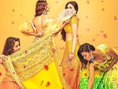 Sonam Kapoor Kareena Kapoor Khan Veere Di Wedding story characters pictures  Swara Bhaskar Shikha Talsania