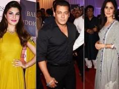From Salman Khan to Katrina Kaif Jacqueline Fernandez Daisy Shah Shilpa Shetty Kundra Anil Kapoor Riteish Deshmukh Pooja Hegde Bollywood descends to Baba Siddique star-studded Iftar party