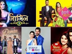 barc trp report week 31 2018 naagin 3 secures number one spot kundali bhagya kumkum bhagya dance deewane Yeh Rishta Kya Kehlata Hai