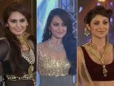 Bollywood divas grace Bullion and Jewellery awards 2013