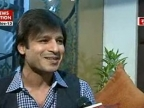I am enjoying the record building with me, says Vivek