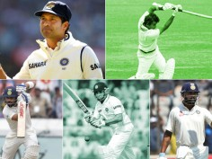 In Pics Indian batsmen with MOST Test tons against Australia