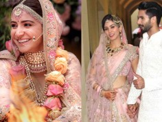 From Anushka Sharma to Mira Rajput: 7 celebrity brides who proved that 'Pink is the new Red'
