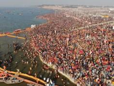 Kumbh 2019: 2 crore people take holy dip in Prayagraj as world's largest religious fest begins