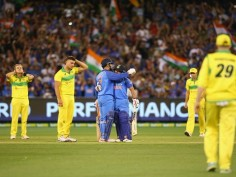 India achieve history in Australia ODIs with magnificent seven-wicket win in Melbourne