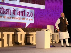 Pariksha Pe Charcha 2.0: PM Modi's top 5 advice to parents, students
