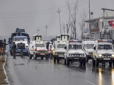 Pulwama Blast: Deadly explosion on CRPF convoy kills 42, death count likely to go up