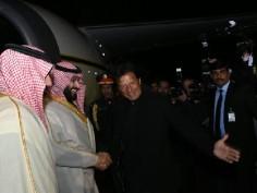 1,000 delegates, 21-gun salute and $20-billion deal: Decoding Mohammad Bin Salman Pakistan trip
