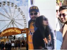 Akash Ambani's pre-wedding bash starts with Winter Wonderland themed carnival