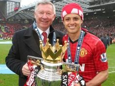 Sir Alex Ferguson's last match with Man United