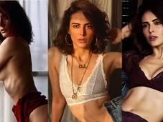 Mandana Karimi goes topless; sets Instagram feed on fire