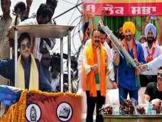 Elections 2019: From Shatrughan Sinha to Sunny Deol - political bigwigs file nominations for next phases