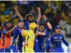 mumbai indians beat chennai super kings one run ipl 2019 final rohit sharma ms dhoni