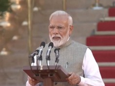 Narendra Modi takes oath as PM. Here're all Cabinet Ministers in pics