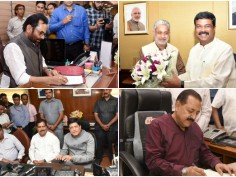 From Jaishankar to Javadekar, these ministers of PM Modi's cabinet take charge today