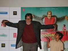 Big B launches Bhootnath Returns' trailer in Mumbai