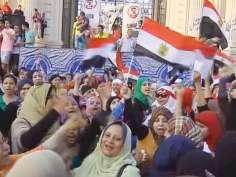 Egyptian army oust Morsi