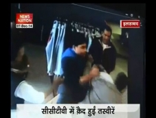 Caught-on-cam: Brawl between coaching centre & student leader