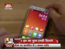 Xiaomi Mi 4 to enter India soon