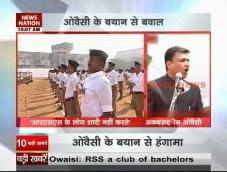 Owaisi jibes at RSS