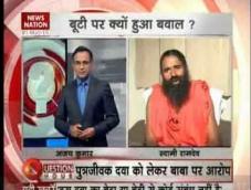 Ramdev rebuts allegations on medicine