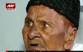Hashim Ansari, oldest litigant in Babri Masjid case, passes away