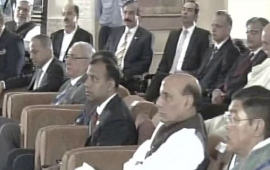 Top Headlines of the Hour: HM Rajnath to raise terrorism issue at SAARC meet today