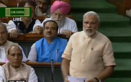 Lok Sabha passes GST Constitution Bill
