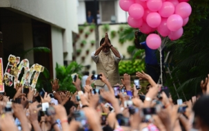 Time to show solidarity to our Indian Army:  Amitabh Bachchan address public on birthday