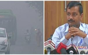Speed News: CM Kejriwal bans polluting agents, proposes solution to fix Delhi Smog