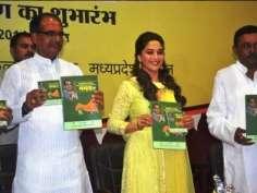 Madhuri lauds 'Mamta Abhiyan' campaign