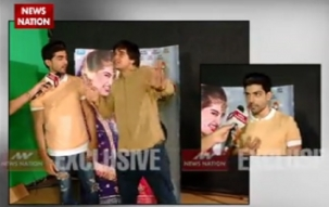 Watch | Gurmeet Choudhary and Vivaan Shah in exclusive talks with News Nation