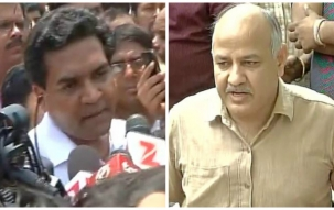 Sisodia rubbishes graft charges on Kejriwal levied by Kapil Mishra