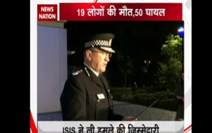Manchester attack:  PM Modi, Theresa May condemn bomb blast at Ariana Grande concert