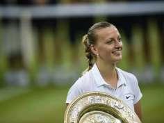 Petra Kvitova wins second Wimbledon title