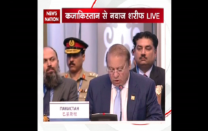 We fully endorse the SCO's resolve to fight the twin evils of terrorism and extremism: Pakistan PM Nawaz Sharif