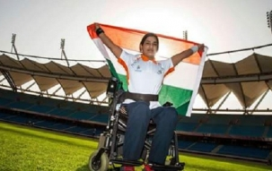 World Para Athletics Championships: Karamjyoti Dalal wins bronze in the women's discus F- 55 category