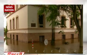 Speed News: Heavy rain leads to flooding in parts of Germany