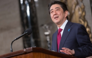 Today is the historic day for India and Japan: Japanese PM Shinzo Abe