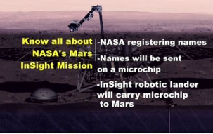 Mars Insight mission: Know how to send your name on the red planet