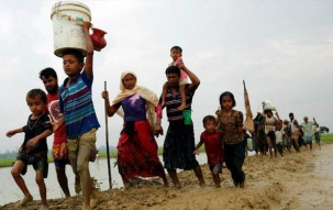 Speed News:   SC to hear Rohingya refugees' plea today