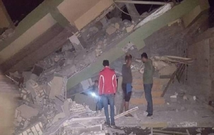 At least 61 dead after 7.3 magnitude earthquake hits Iran-Iraq border