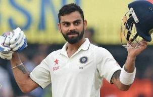 Stadium: Indian skipper Virat Kohli jumps to number two in ICC test rankings