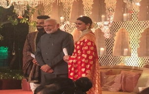 Zero Hour  Virat-Anushka wedding reception: PM Narendra Modi greets the newly wedded couple