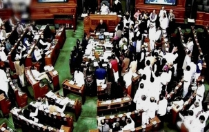 Parliament proceedings: Lok Sabha adjouned as Congress demands Modi's apology for his remark on Manmohan Singh