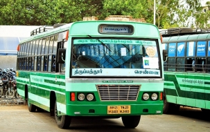 Transport unions demand to speak to Tamil Nadu