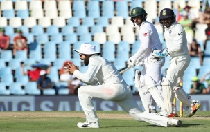 Stadium: India eye on bouncing back against South Africa, win second test at Centurion